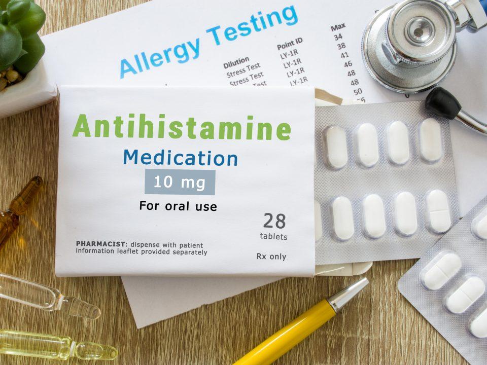 Antihistamine Medicine Manufacturers in India