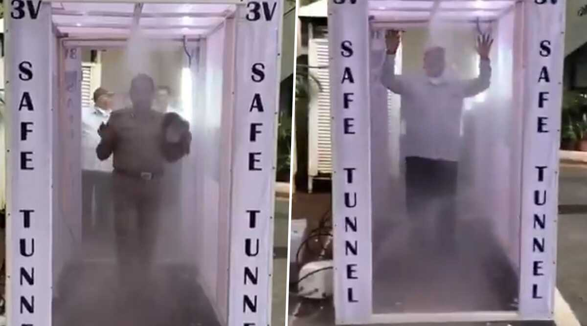 Disinfection Tunnel Manufacturers in India