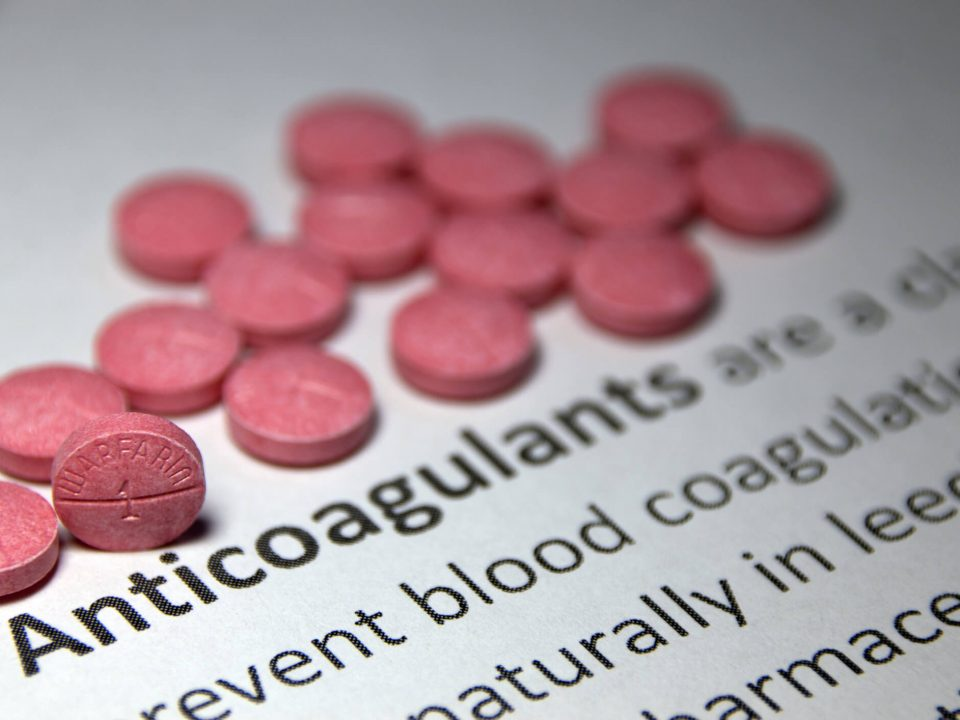 Anticoagulant Medicine Manufacturers in India