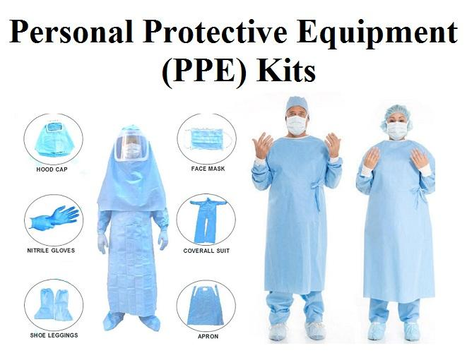 PPE Kits Manufacturers in India