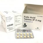 Folic Acid Tablet Manufacturers in India