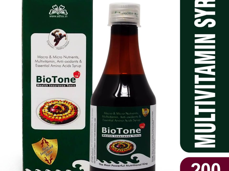 multivitamin syrup manufacturers
